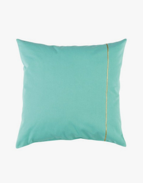 CUSHION Mint Gold